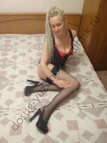 Проститутка АЛИНА,фото мои,3500 за час,массаж простаты в подарок - Южно-Сахалинск